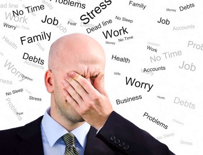 Executive Stress Management – 10 Tips To Support You