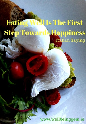 Healthy Food for Happiness